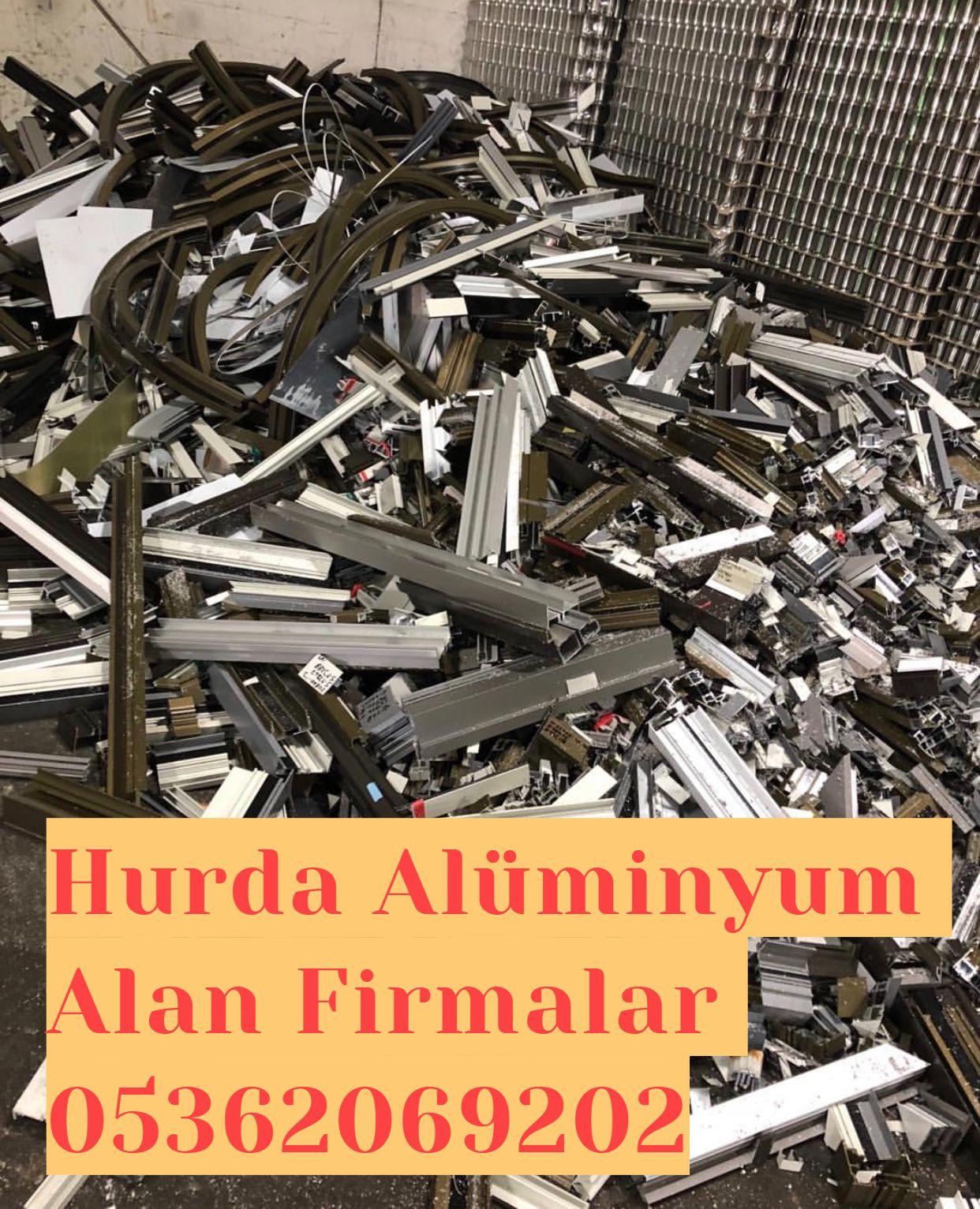 Alüminyum hurda alan firmalar