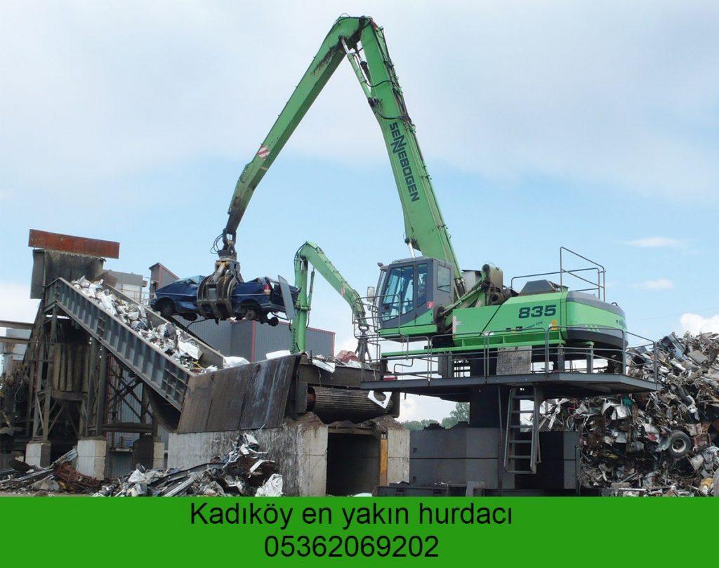 Kadıköy en yakın hurdacı