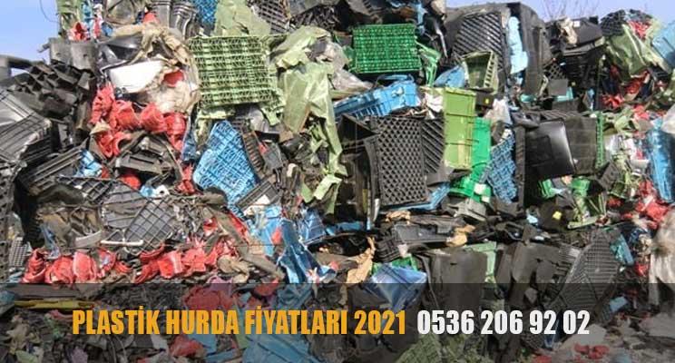 plastik hurda fiyatları 2021